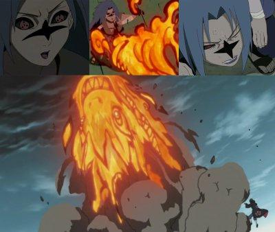 Blog de la famille uchiwa page 9 tout sur la famille - Technique de sasuke ...