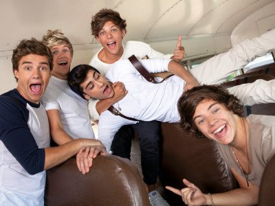One Direction ! ♥