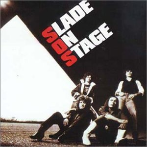 Album Slade on stage