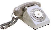 LE TELEPHONE DES ANNEES 80