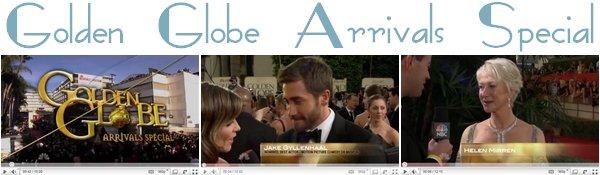 Vous n'avez pas vu la cérémonie des Golden Globes ? Maintenant vous le pouvez :