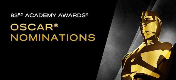 Inception nominé dans 8 catégories aux Oscar 2011 !