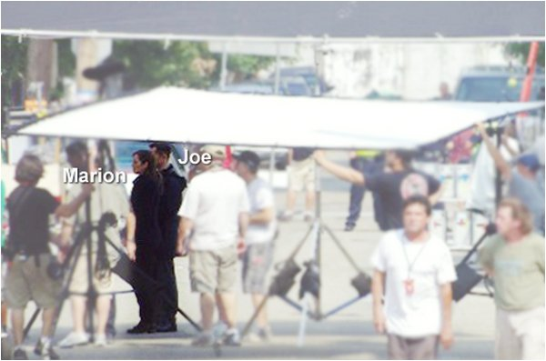 The Dark Knight Rises - Photos du tournage