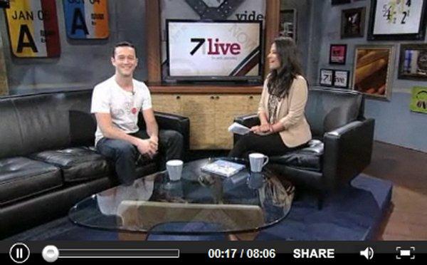 L'interview de Joseph pour 7 Live.