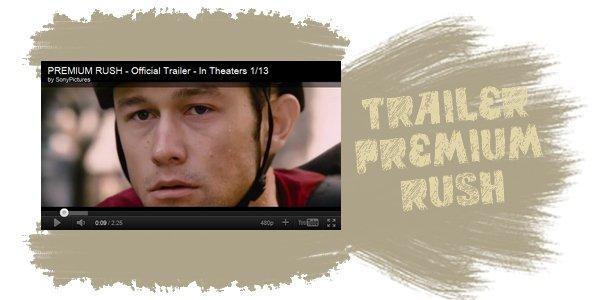 Premium Rush - Trailer