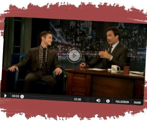 "Joseph à ""Late Night With Jimmy Fallon"""