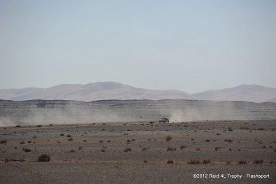 Etape 3 : Boucle 1 de Merzougha axée sur les bacs à sable (oueds)