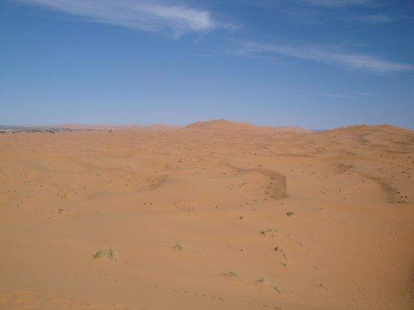 Merzougha - Marrakech