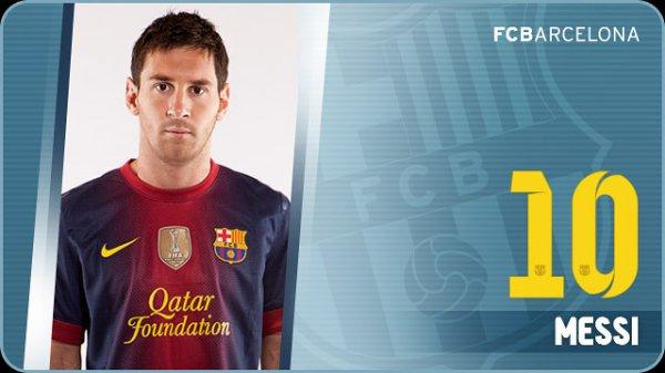 Messi l'omme de tous les Record