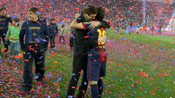 DYAPO FCB EL CHEMPION OF ESPAGNIA