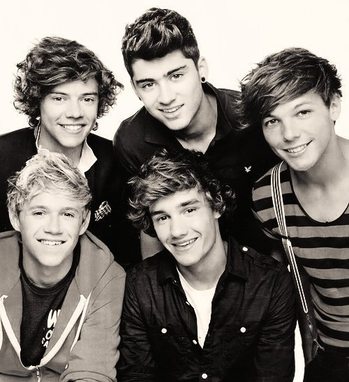 One Direction ♥ *-*