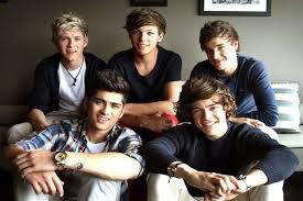 Salut Nous C'est Les One Direction & On N'est Juste Plus Que Parfait *-* ♥