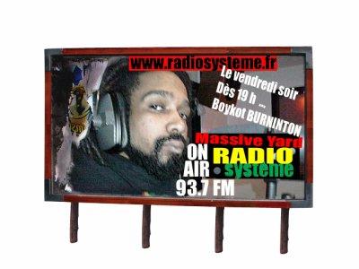 'Massive Yard' la nouvelle émission reggae Dance Hall sur Radio Système ...