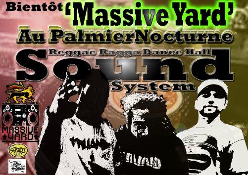 En Session Sound System chaque jeudi Au Palmier Nocturne à Nîmes !!!!