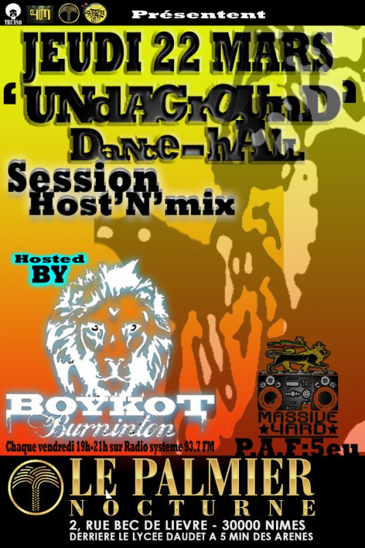 UndaGround Session By Massive Yard