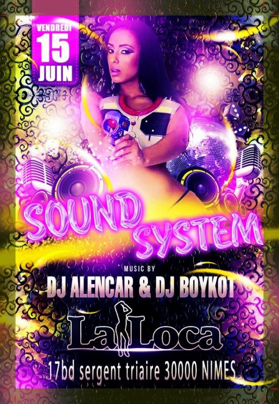 Crazy Sound System à LA LOCA