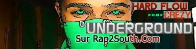 kîinG oF Rap / UnderGrôunD ( Crazy FeaT Hård FløOw ) (2012)