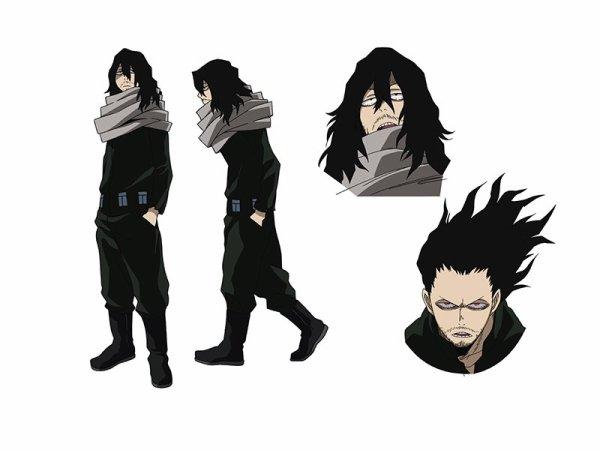 Les personnages partie 3