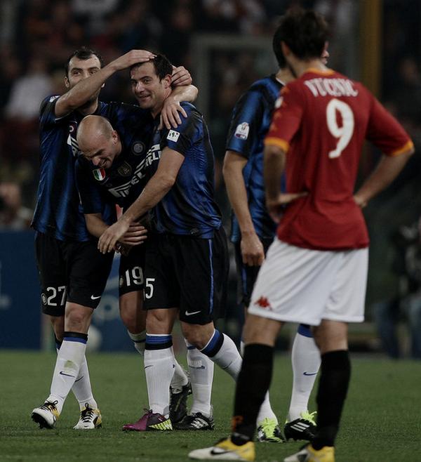 19/04/11 AS Rome 0 - 1 Inter Milan