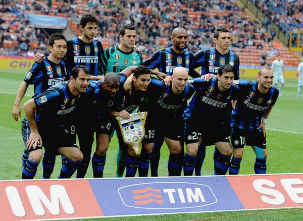 23/04/11 : Inter 2 - 1 Lazio