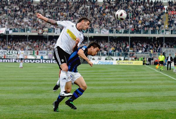 30/04 : Cesena 1 - 2 Inter