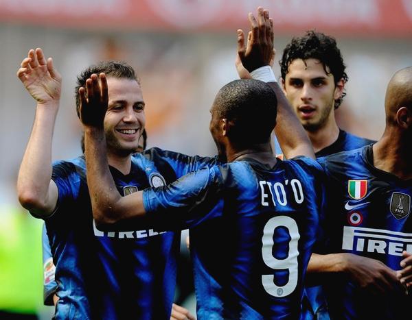 08/05/11 : Inter Milan 3 - 1 Fiorentina