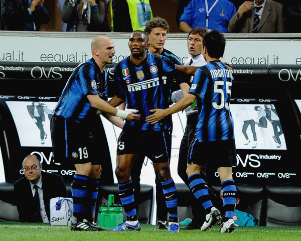 11/05/11 : Inter Milan 1 - 1 AS Roma
