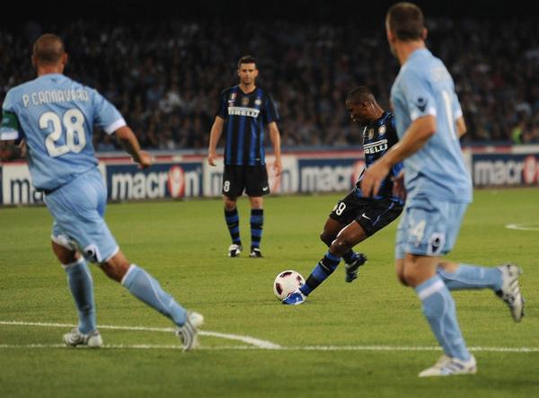 15/05/11 : Naples 1 - 1 Inter Milan