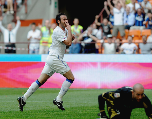 22/05/11 : Inter 3 - 1 Catane