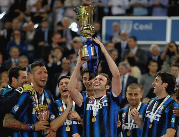 Finale Coppa Italia 29/05/11 : Inter 3 - 1 Palerme