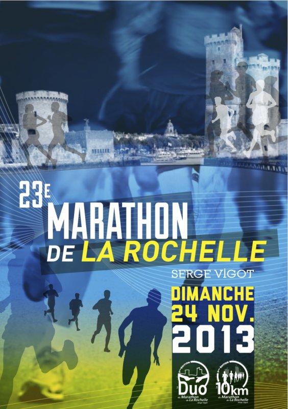 Mon prochain Marathon...