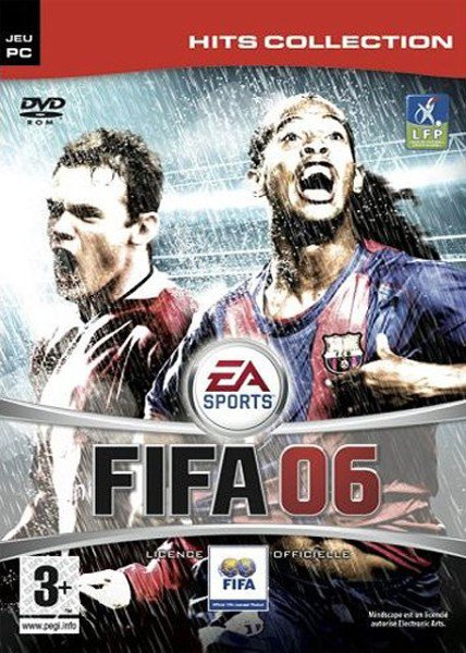 Fifa 06 - Hits Collection - PAL FR - PC - NEUF SOUS BLISTER