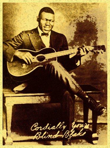 Blind Arthur Blake (1893-1933)