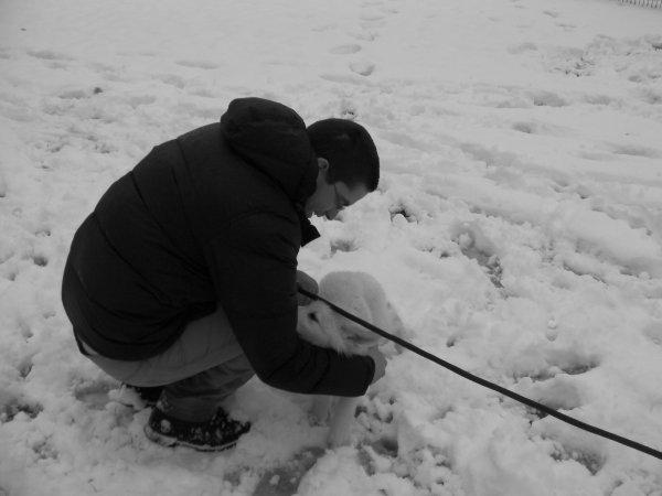 Sortie a la neige 19/12/2010