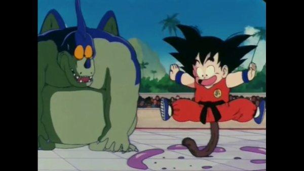 Goku petit blog de dbz sangohan sangoku - Sangoku sangohan ...
