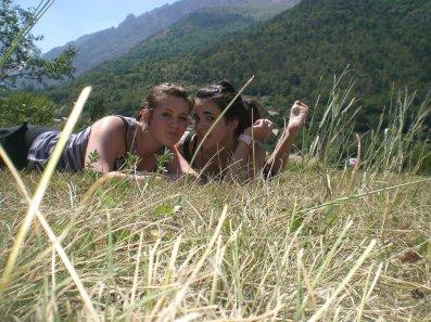 Raquel et M0i