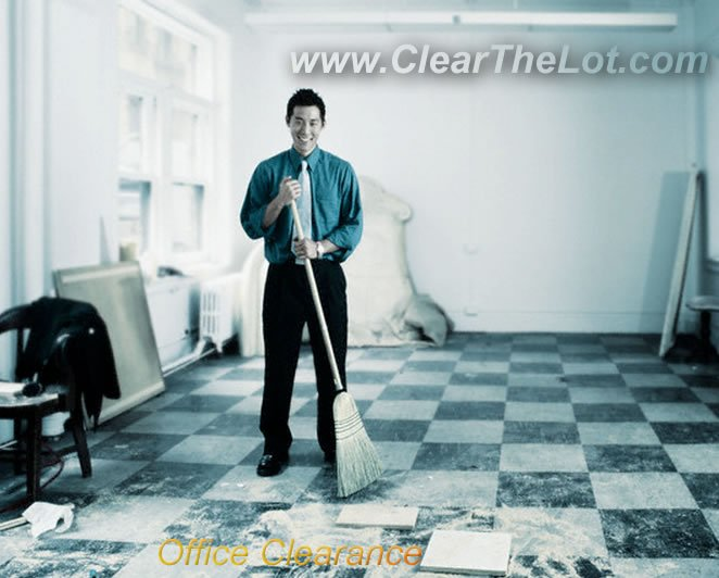 Office Clearance By Clear The Lot