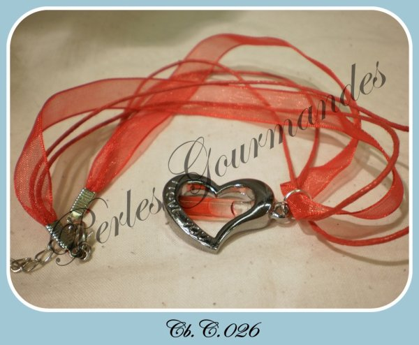 Collier Philtre d'amour