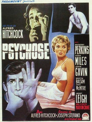 Psychose (1960, Alfred Hitchcock)