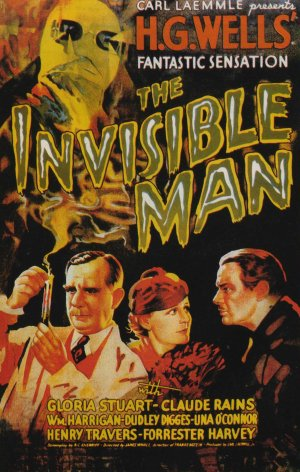 L'Homme invisible (1933, James Whale)