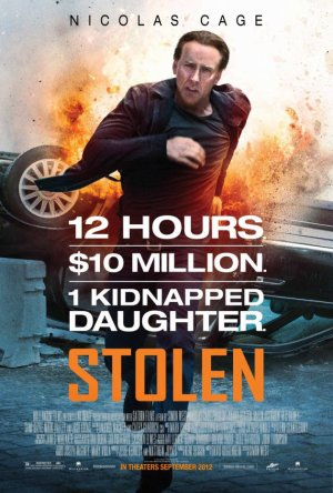 Stolen (2012, Simon West)