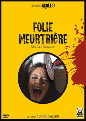 Collection Giallo Neo Publishing : Folie meurtrière (1972, Tonino Valerii)
