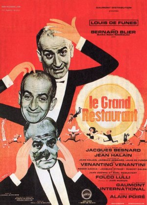 Le Grand restaurant (1966, Jacques Besnard)