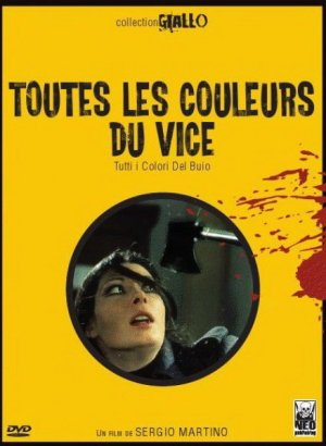 Collection Giallo Neo Publishing : Toutes les couleurs du vice (1972, Sergio Martino)
