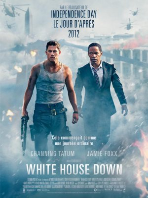 White House Down (2013, Roland Emmerich)