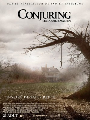 Conjuring : les dossiers Warren (2013, James Wan)