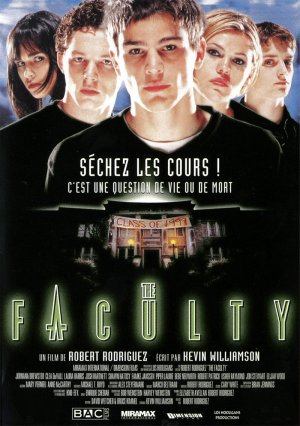 The Faculty (1998, Robert Rodriguez)
