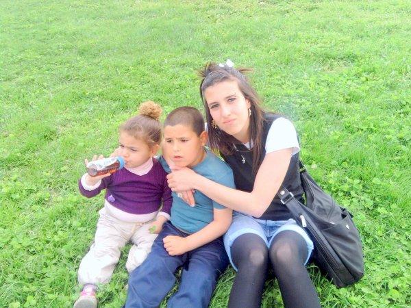 Laura, Jordan, Moi