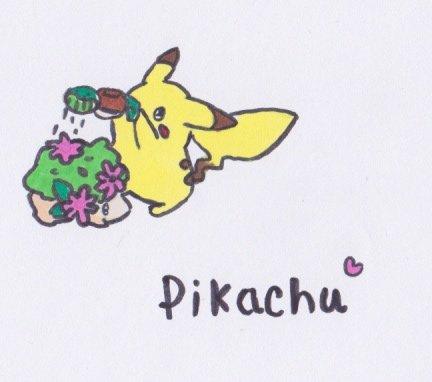 Pikachu ( Shiorie )