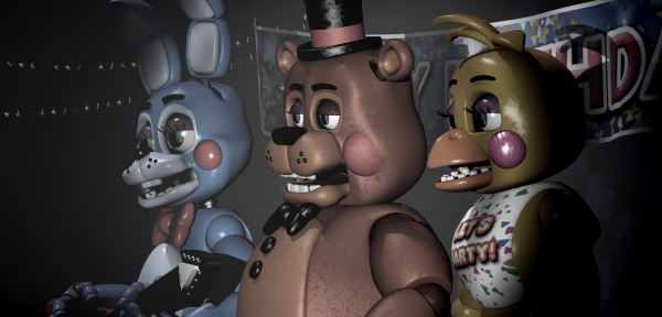 Fan Fiction Fnaf (1)